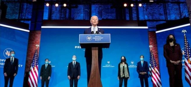 Los límites del plan de Biden para «reconducir» la política exterior.