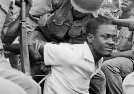 En memoria de Patrice Lumumba asesinado el 17 de enero de 1961