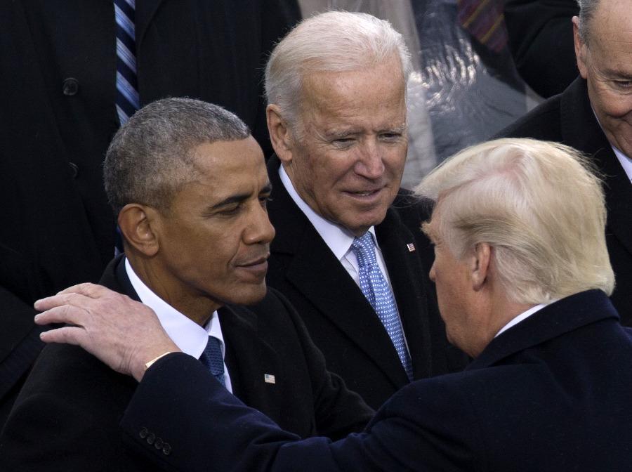 Por qué la clase gobernante impuso a Biden sobre Trump