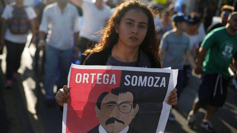 Nicaragua : «Los de arriba»: principio y fin de Ortega.