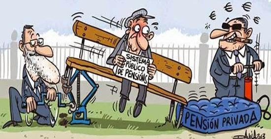 La privatización de las pensiones en América Latina