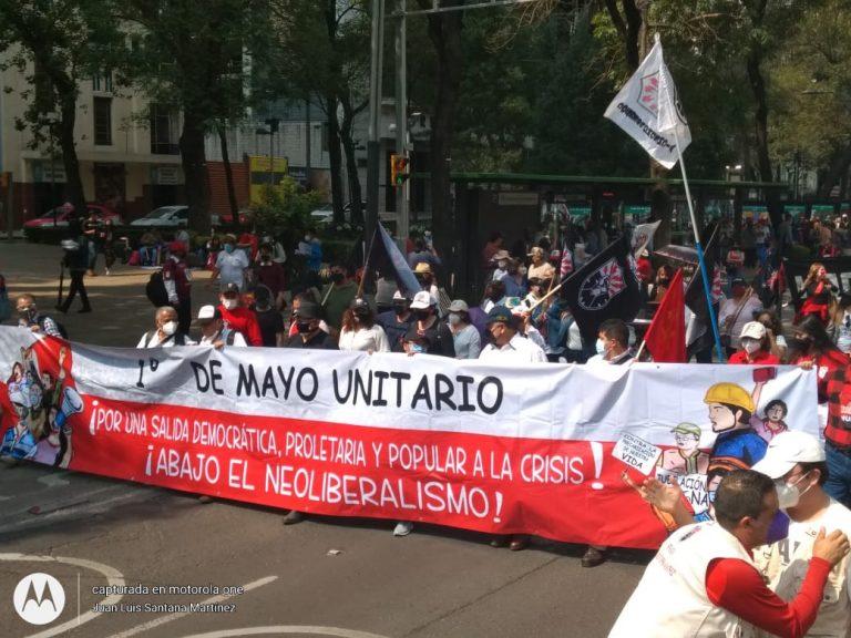 POR UN 1° DE MAYO COMBATIVO Y UNITARIO, INDEPENDIENTE Y PROLETARIO