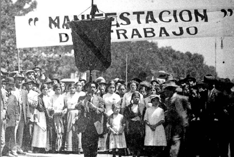 El 1º de Mayo internacional y los trabajadores en México
