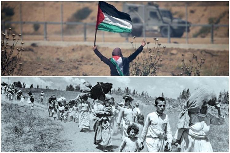 La Nakba continúa:  Declaración de la Delegación Especial de Palestina en México